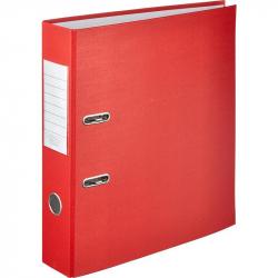 Папка с арочным механизмом Attache Экономи 75 мм красная