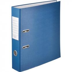 Папка с арочным механизмом Attache Экономи 75 мм синяя