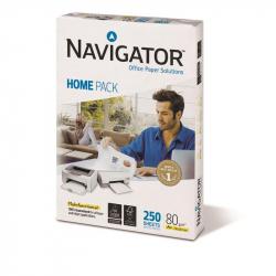 Бумага для офисной техники Navigator Home Pack (A4, 80 г/кв.м, белизна 169% CIE, 250 листов)