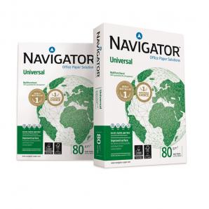 Бумага Navigator Universal (A4, 80 г/кв.м, белизна 169% CIE, 500 листов)