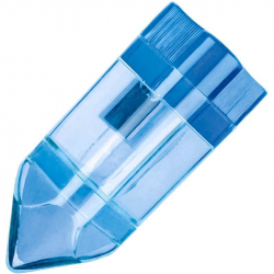 Точилка Attache Colorful с контейнером и ластиком в ассортименте