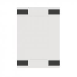 Карман настенный Attache из пластика A4 на магните (210х297 мм)