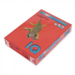 Бумага цветная IQ Color (А4, 80 г/м2, ZR09-кирпично-красный, 500 листов),