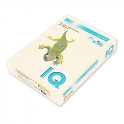 Бумага цветная IQ Color (А4, 80г/м2, CR20-кремовый, 500 листов),