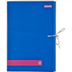 Папка архивная A4 Attache (3см, c 2-мя завязками, картон ламинированный)
