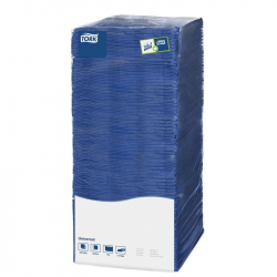 Салфетки Big Pack 968122 (25х25, 1-слойные, синие, 500шт/уп)