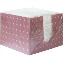 Салфетки белые в спендере (100шт./уп)