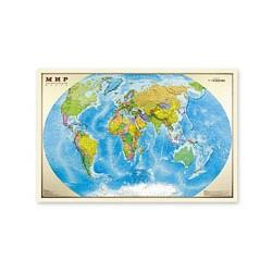 Политическая карта мира большая