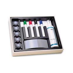 Набор принадлежностей для маркерных досок Hebel 31916/6386099 из 11 предметов