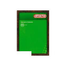 Рамка для сертификатов Attache 21-30см (пластик, орех)