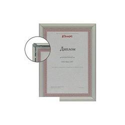 Рамка для сертификатов Attache 22,5-33см (акриловое стекло, алюминий)