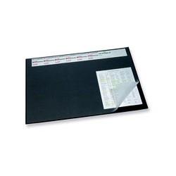 Настольный коврик Durable (520&times-650мм, черный, ПВХ)