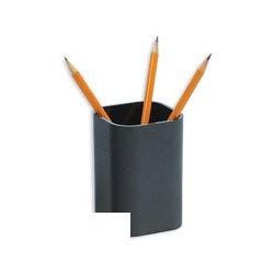 Подставка для ручек стакан Attache черный