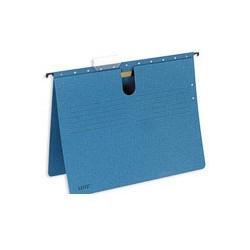 Подвесная папка-скоросшиватель Leitz Alpha (синий)
