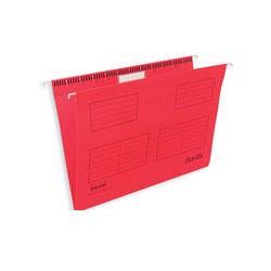 Подвесная регистратура папка BANTEX красная Foolscap 25 шт. Дания