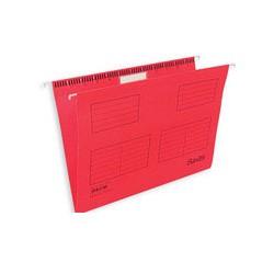 Подвесная папка Bantex (красная, А4, 25 шт)
