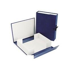 Папка архивный короб 10см бумвинил