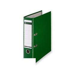 Папка-регистратор с арочным механизмом A4 Leitz L-1010 (80мм, зеленая, вертикальная, 50шт/уп)