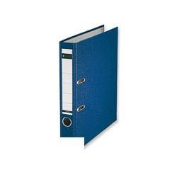 Папка с арочным механизмом Leitz (A4, 50мм, синяя, вертикальная)