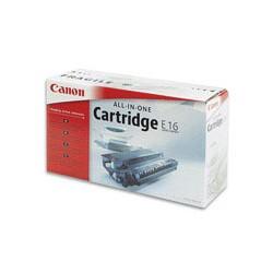 Тонер-картридж Canon E-16 (чёрный)
