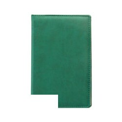 "Визитница Attache ""Вива"" (зеленый, А5, 133х202мм)"