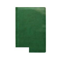 "Ежедневник Attache ""Вива"" (А5, кожзам, зеленый)"
