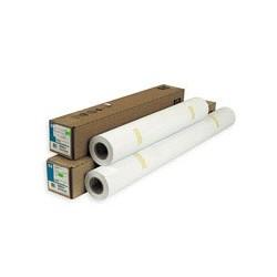 """Бумага широкоформатная C6035A HP BrightWhiteInkJet Paper 90g 24""""/610mmx45.7m"""