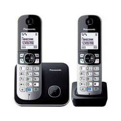 Телефон Panasonic KX-TG6812RUB