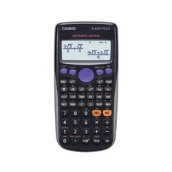 Калькулятор Casio FX82ES PLUS