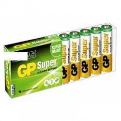 Элементы питания батарейка GP Super AAA/LR03/24A алкалин., 10 шт/уп.