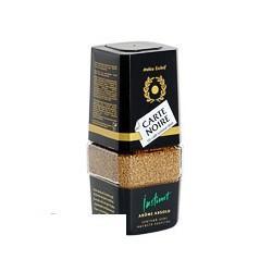Кофе растворимый Carte Noire, 190г, сублимированный в стеклянной банке