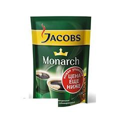 Кофе Jacobs Monarch раств.субл.150 г пакет