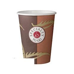 Стакан одноразовый бумажный Coffee-to-Go 400мл , 50шт./уп.