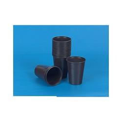 Стакан одноразовый для горячих и холодных напитков, коричневый (0,18л, 100шт./уп., 30уп/кор)