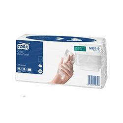 Полотенца бумажные д/держ. TORK Plus C-сложения 471114 60 2-сл.120л./уп.