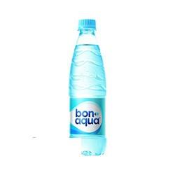 Вода питьевая Bon Aqua (ПЭТ, 0,5л, 24шт/уп) негазированная