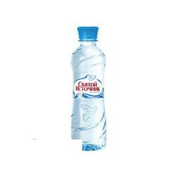 Вода минеральная негазированная Святой Источник (0.33л, 12 шт. в упаковке)