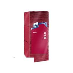Салфетки Big Pack 199801/96802 (25х25, 1-слойные красные, 500шт/уп)
