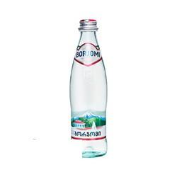 Вода минеральная Боржоми 0,33 л газ. стекло 12шт/уп