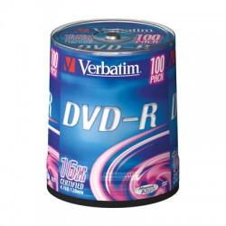 Носители информации Verbatim DVD-R43549