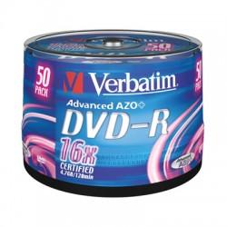 Носители информации Verbatim DVD-R43548