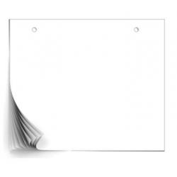 Бумага для флипчартов Attache белая 40 листов (80 г/кв.м, 49x64 см)  Арт. 447862