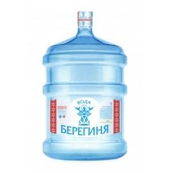 Вода питьевая Берегиня 19л в одноразовой таре с ручкой