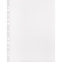 Файл-вкладыш А4 30 мкм прозрачный гладкий 10 штук в упаковке  Арт. 283056