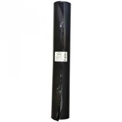 Мешки для мусора на 220 литров Концепция Быта Профи черные (65 мкм, 10 штук в рулоне, 90x130 см)