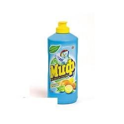 """Жидкость для мытья посуды """"Миф"""" (0,5л), отдушки в -ассортименте"""
