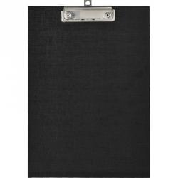 Папка-планшет Attache картонная черная (1.75 мм)