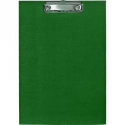 Папка-планшет Attache картонная зеленая (1.75 мм