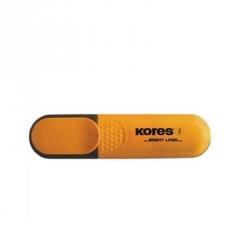 Текстовыделитель Kores оранжевый (толщина линии 1-5 мм)