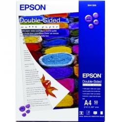 Бумага для струйной печати Epson S041569 (матовая, А4, 178г/м2, 50 листов, двухсторонняя)